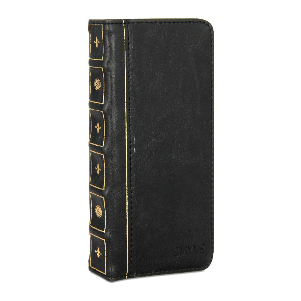 Book Cover In Black ~ Black leather book cover imgkid the image kid