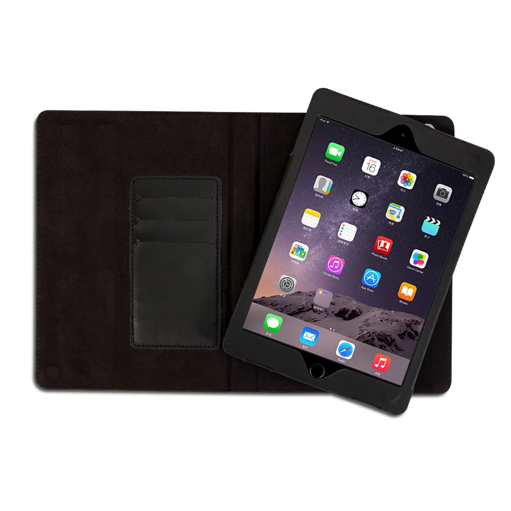 Ipad Mini Classic Book Cover ~ Ipad mini case tablet book for black stand