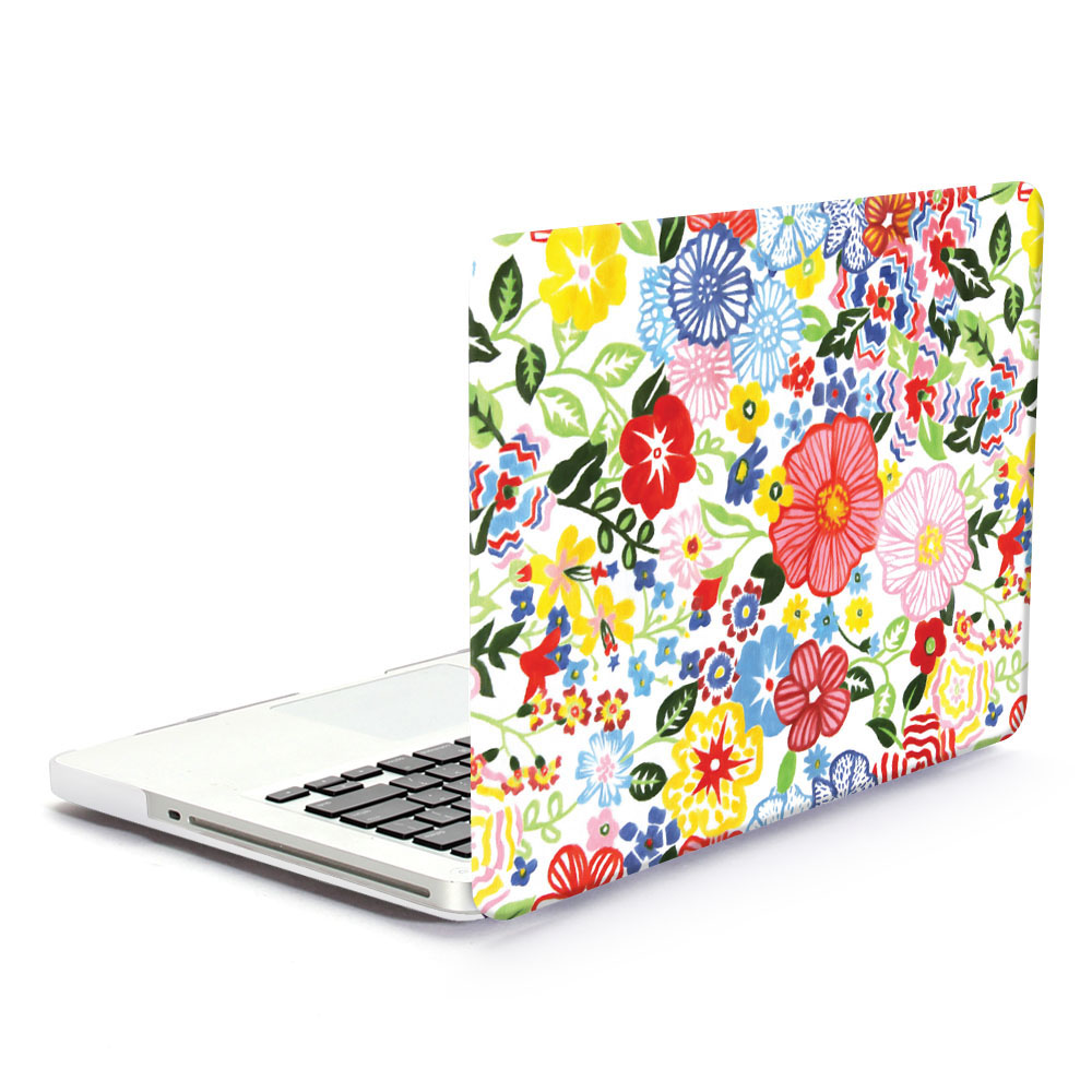 Macbook Pro 13 Case Gmyle Hard Case Frosted Blossom