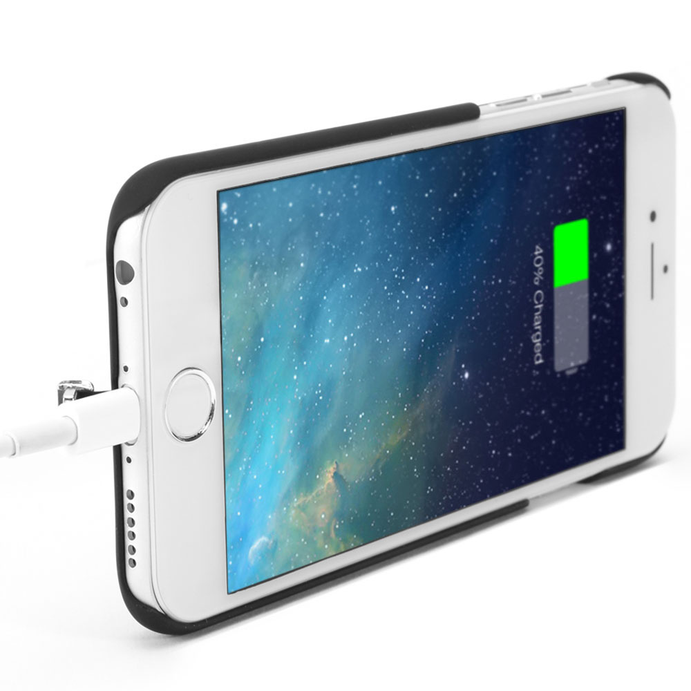 gmyle iphone 6 6s wireless charger case built in qi. Black Bedroom Furniture Sets. Home Design Ideas